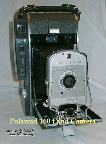Polaroid 160 Land Camera
