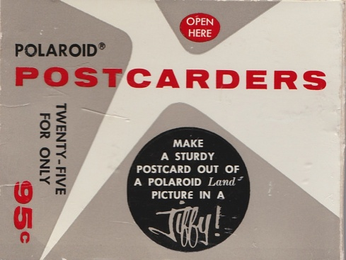 Polaroid Postcarders - Front box