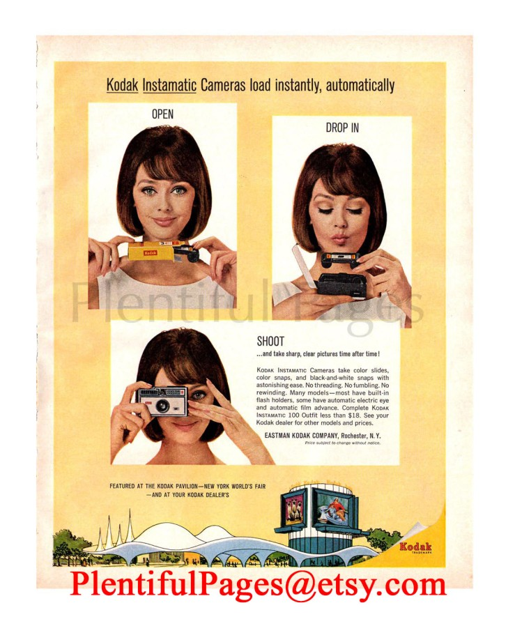 KODAK INSTAMATIC CAMERA 24