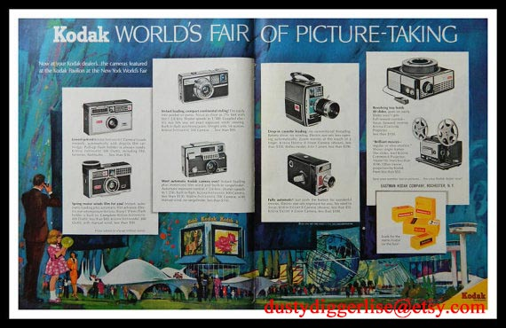 World's Fair Kodak Ad - 04