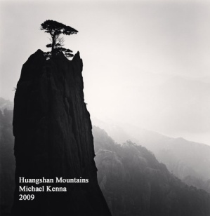 Huangshan Mountains - Michael Kenna - 2009 - WP