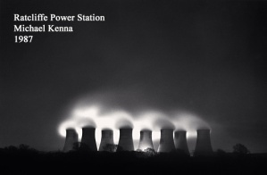 Ratcliffe Power Station - Michael Kenna - 1987 - WP