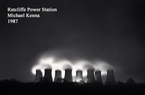 Ratcliffe Power Station - Michael Kenna - 1987 - WP