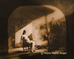 Wayne Belger -Pregnant