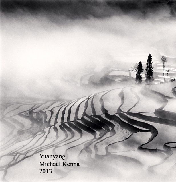 Yuanyang - Michael Kenna - 20013 - WP