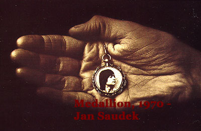 Medallion - 1970 - Jan Saudek