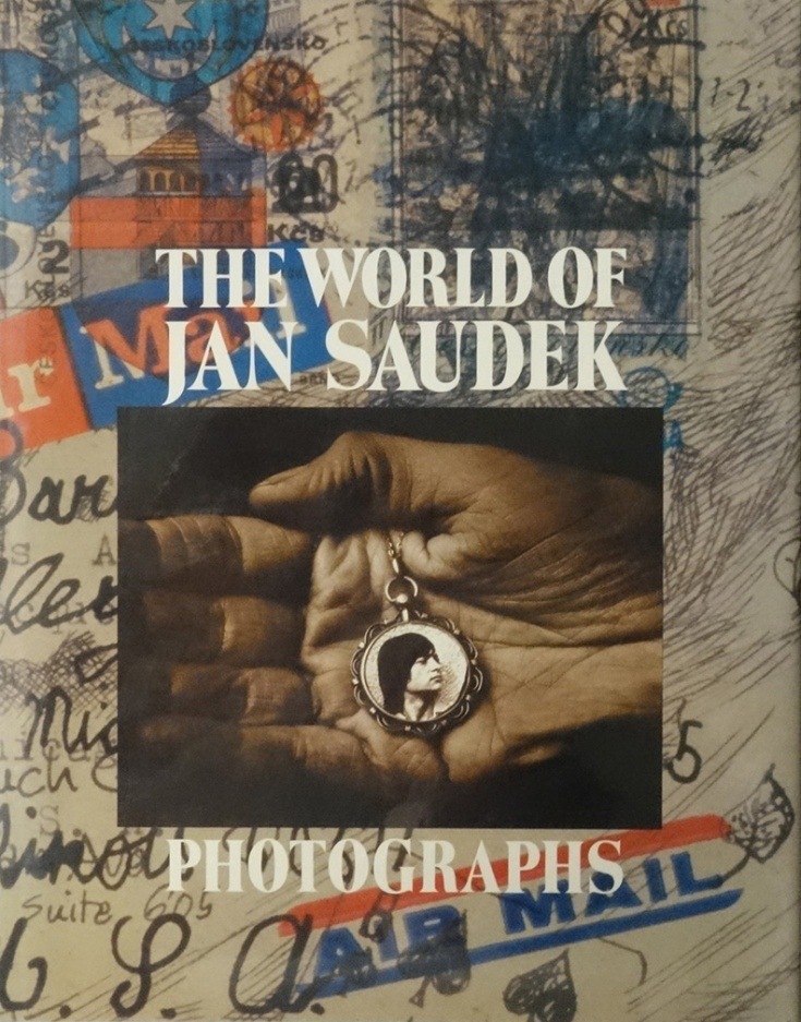 World of Jan Saudek - book cover