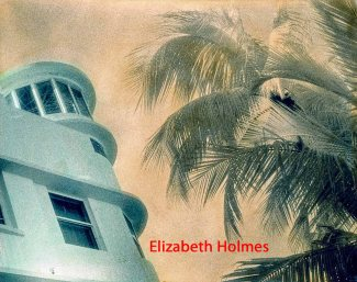 South Beach Art Deco - Elizabeth Holmes